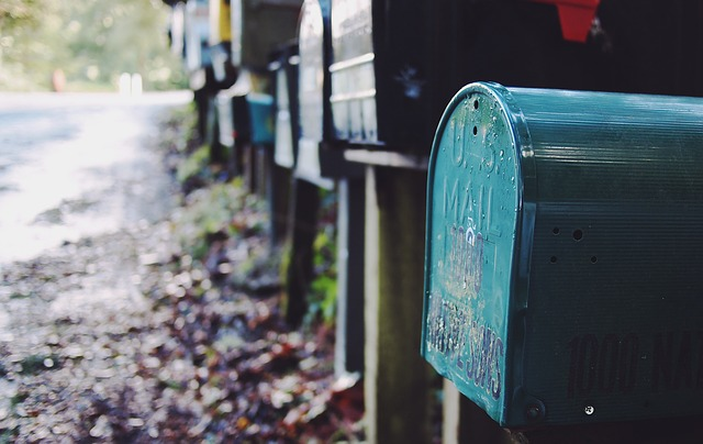 Mail box - Me joindre